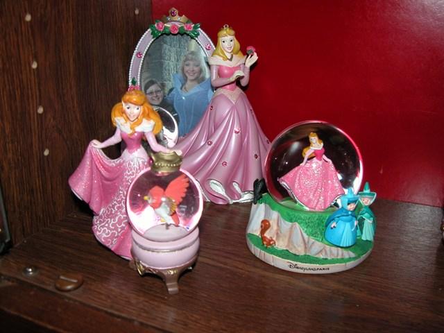 [Collection] Dans la plus Haute Tour de BriarRose (Thème Belle au Bois Dormant, et Princesses) Dscn2930