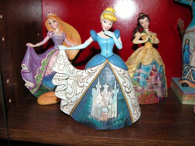 [Collection] Dans la plus Haute Tour de BriarRose (Thème Belle au Bois Dormant, et Princesses) Dscn2944