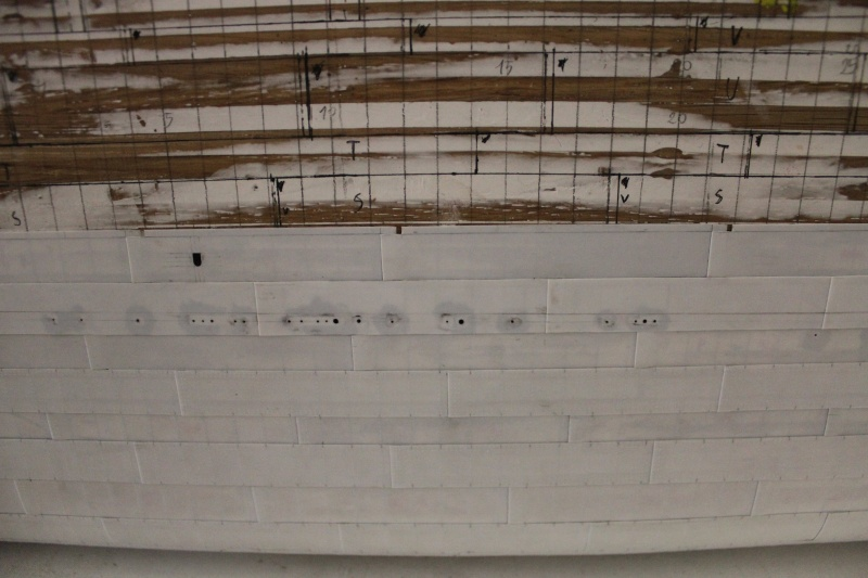 titanic - RMS Titanic 1:100 - Pagina 21 Img_0417
