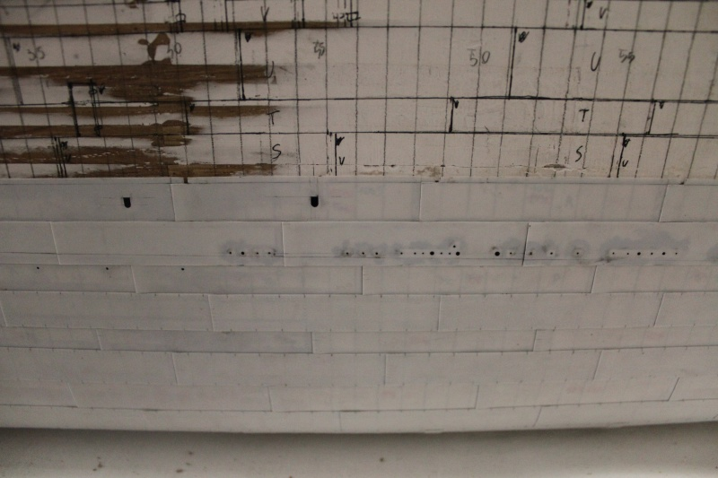 titanic - RMS Titanic 1:100 - Pagina 21 Img_0419