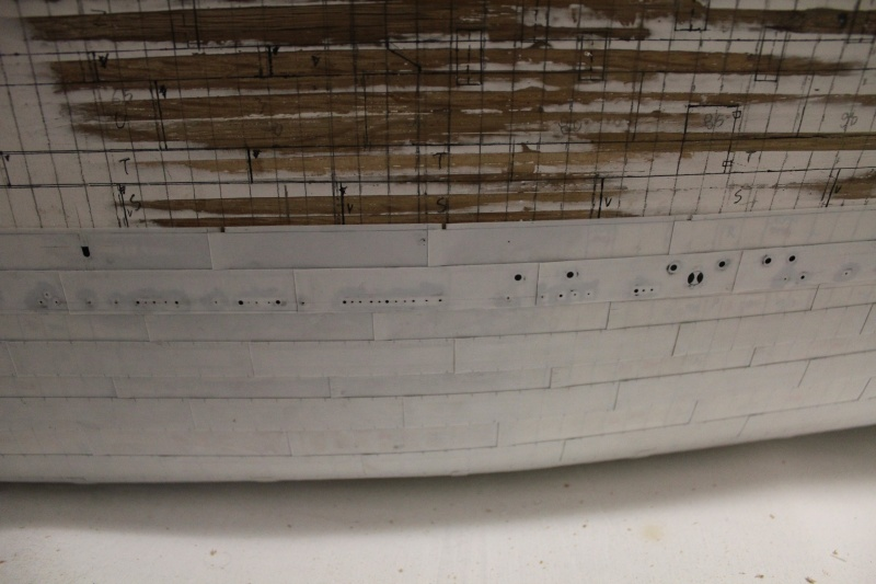 titanic - RMS Titanic 1:100 - Pagina 21 Img_0424