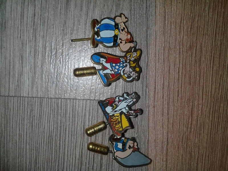 Broches Dargaud 78 A110
