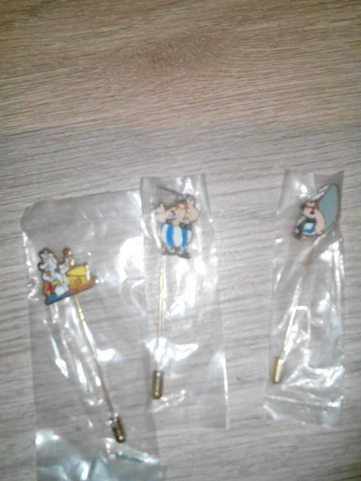 Broches Dargaud 78 A210