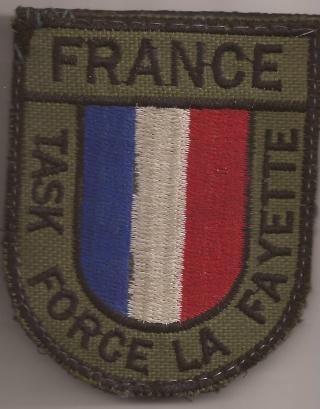 Les écussons de la Task Force La Fayette Tf_la_10