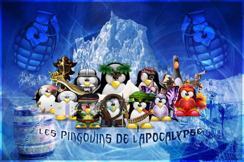 Les pingouins de l'Apocalypse