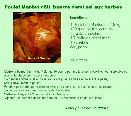 la poule Mantes  Recett10