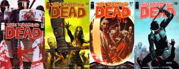 Walking Dead Num.1 al 36 (Comics) 23613810