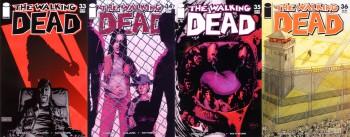 Walking Dead Num.1 al 36 (Comics) 23614010