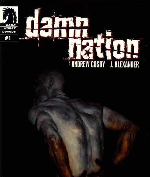 Darkhorsecomics:Damn Nation (Nación Maldita) Comic 3/3 Normal10