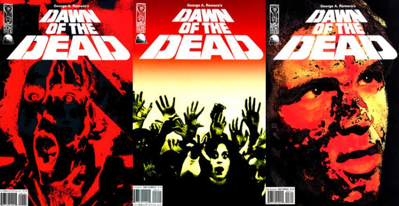 George A. Romero's - Dawn of the Dead (Adaptacion En Comic) Portad13