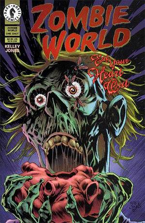"""Darkhorsecomics:Zombie World - """"Dead End"""",""""Eat your Heart out"""" Zweyho10"""