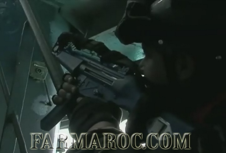 Armes d'Infanterie chez les FAR / Moroccan Small Arms Inventory - Page 7 Comman10