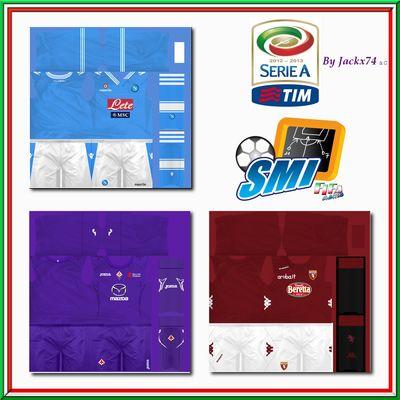 [Football Manager 2012] Kits Serie A 2012/13 Seriea10