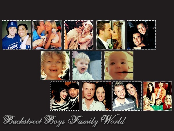 Backstreet Boys Family World 359a5410