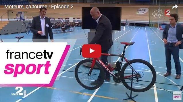Vidéo reportage: Un moteur dans le vélo Screen11
