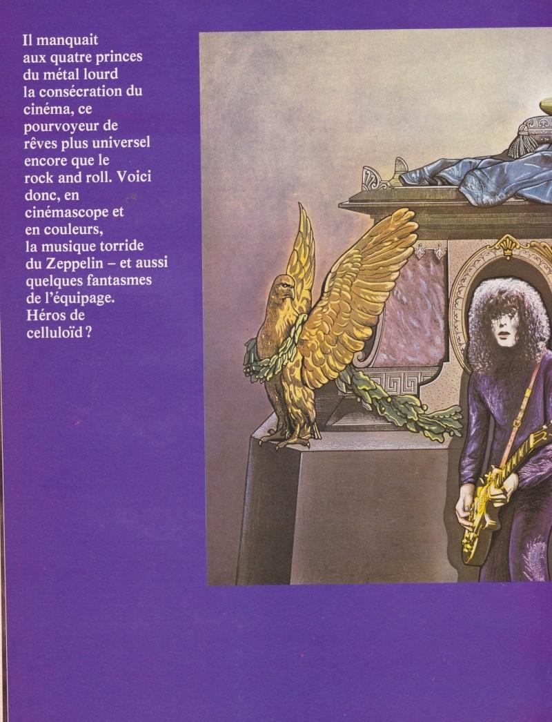 Led Zeppelin dans la presse française 113