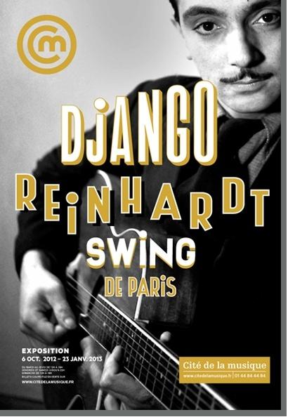 Django Reinhardt Aff10