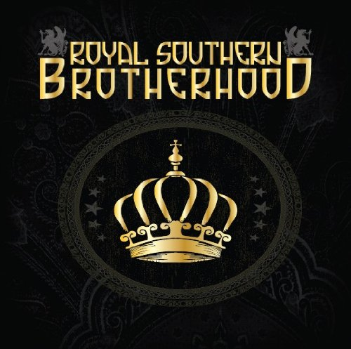 Royal Southern Brotherhood au Divan du Monde (29/10/2012) Front23