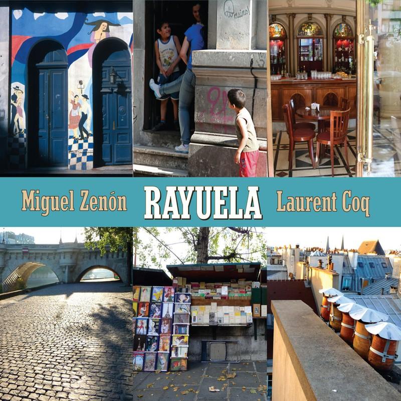 Ce que vous écoutez là tout de suite Rayuel10