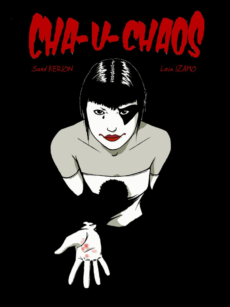 Cha-U-Chaos, notre BD inspirée par ICP Cuccou11