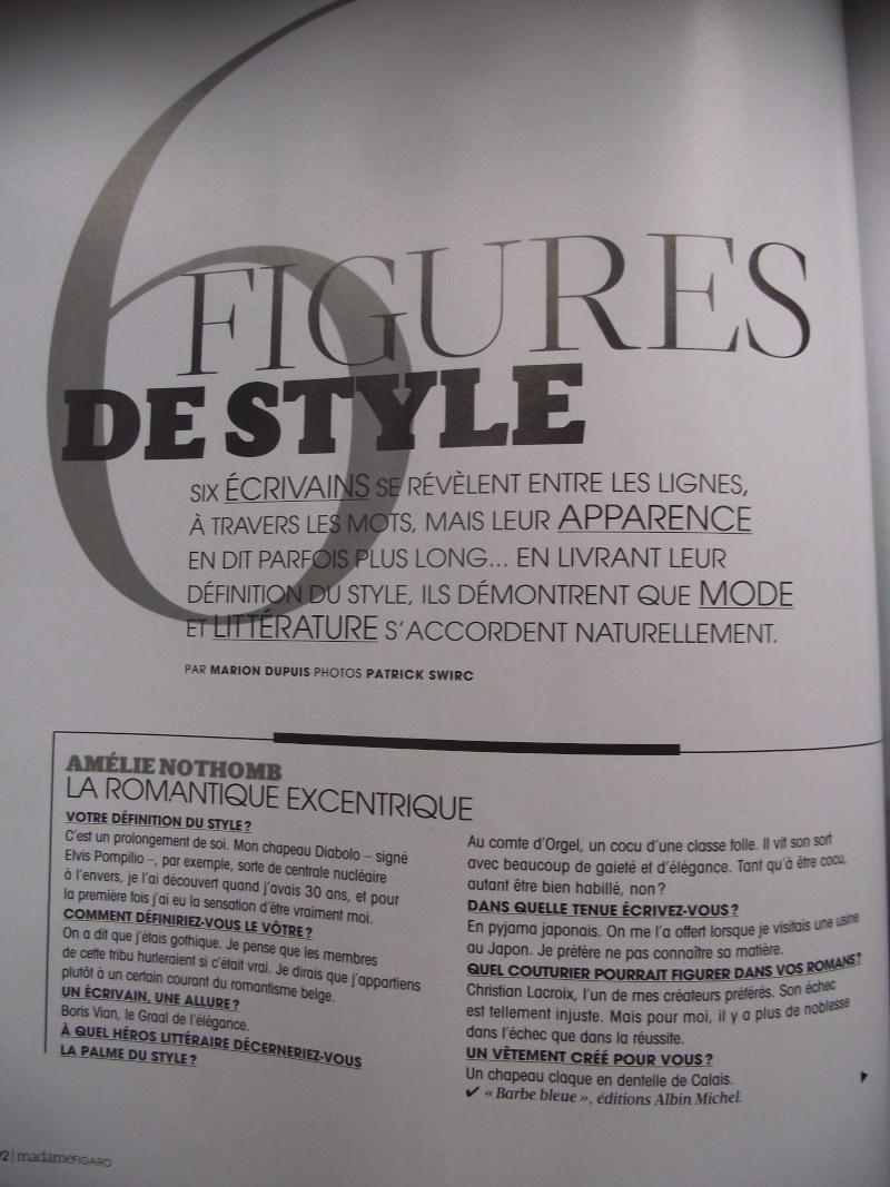Madamefigaro (14/10/2012) Dscf4215