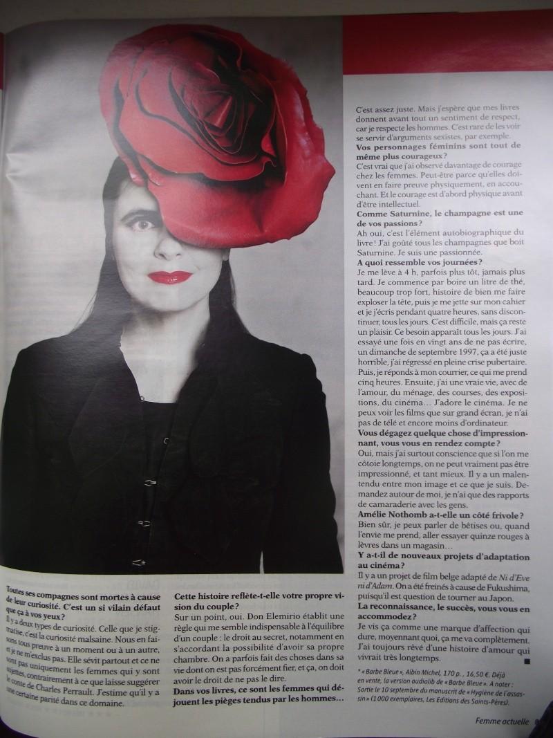 Femme actuelle (27/8/2012) Dscf4322