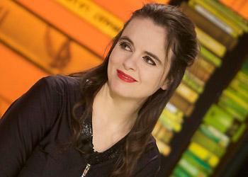 Amélie à la grande librairie Nothom10