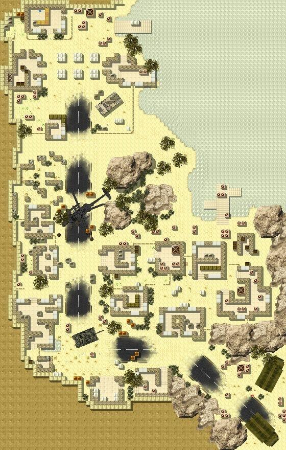 New SMOD2D Map Preview - Port Napoleon Mapexp10