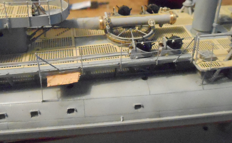 Aviso torpilleur 1905 en Scratch intégral au 1/100ème - Page 12 32810