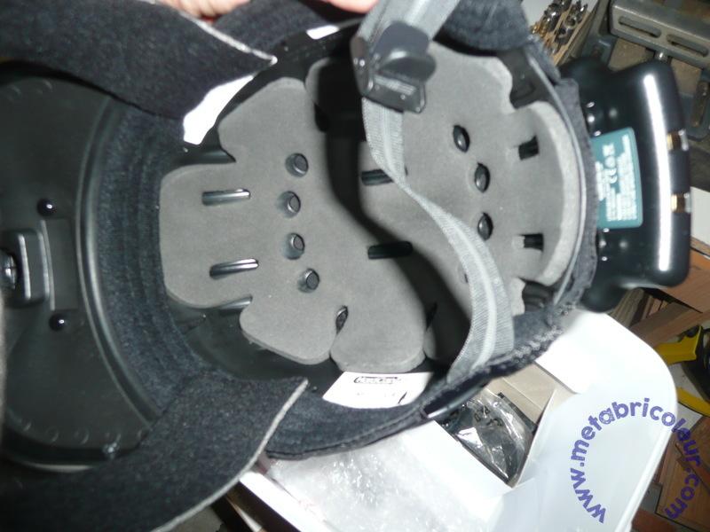 Cape ventilée : Axminster APF 10 P1030412