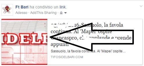 Condivisione su facebook, problema foto 13612210