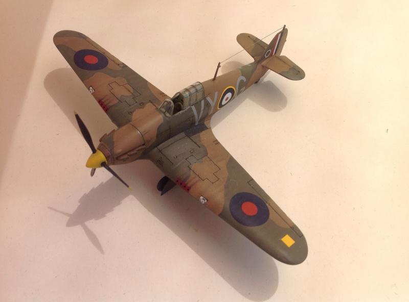 Airfix Hurricane MkI 1/72 Image11