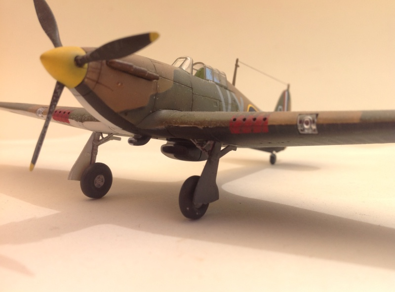 Airfix Hurricane MkI 1/72 Image12