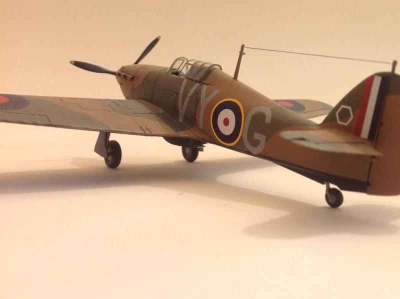 Airfix Hurricane MkI 1/72 Image13