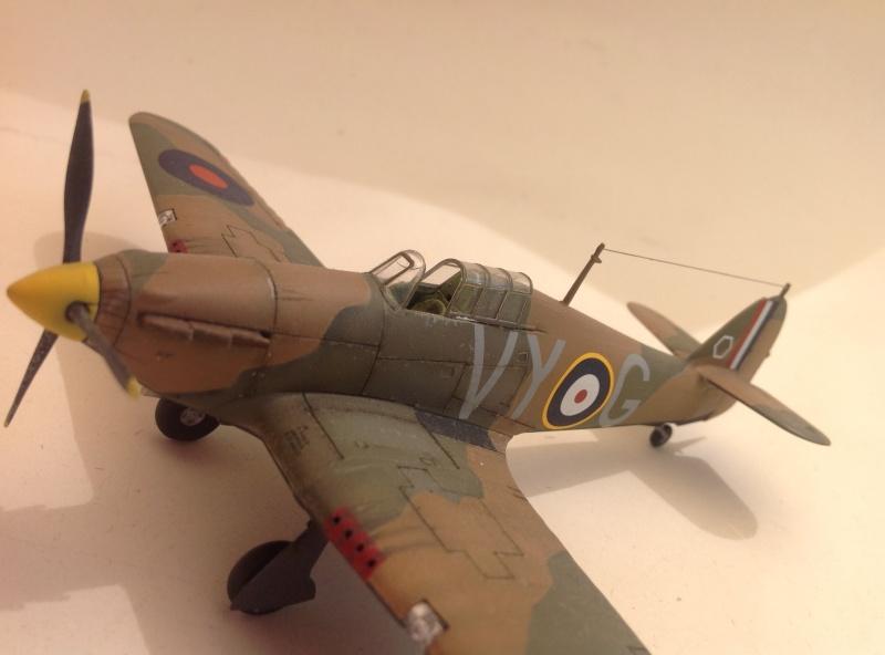 Airfix Hurricane MkI 1/72 Image15