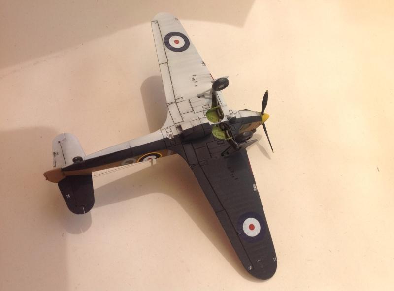 Airfix Hurricane MkI 1/72 Image17