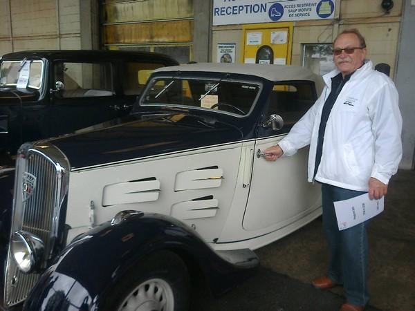 Exposition de véhicules anciens Photo011