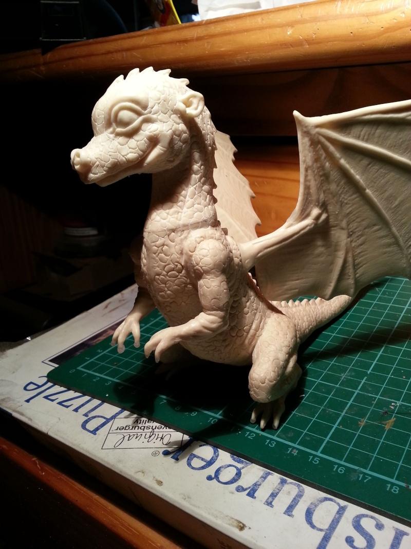 """Saphira aus """"Eragon-Vermächtnis der Drachenreiter"""" 1:1 Livesize 20130728"""