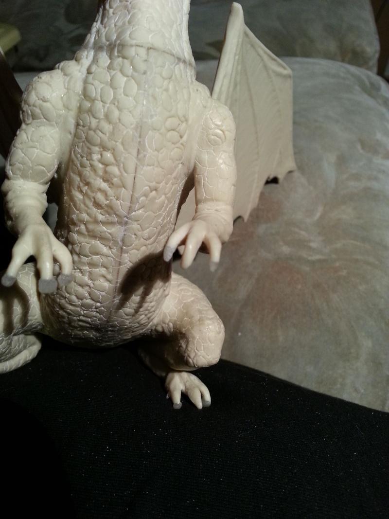 """Saphira aus """"Eragon-Vermächtnis der Drachenreiter"""" 1:1 Livesize 20130734"""