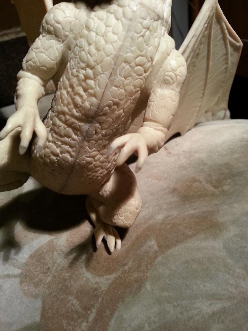 """Saphira aus """"Eragon-Vermächtnis der Drachenreiter"""" 1:1 Livesize 20130741"""