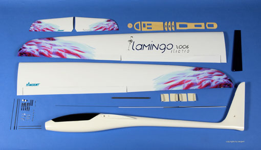 Vend Flamingo 2006 electro version design neuf a finir Flamin10