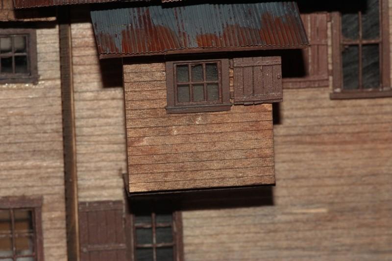 Gebäude für zukünftiges Diorama 1414