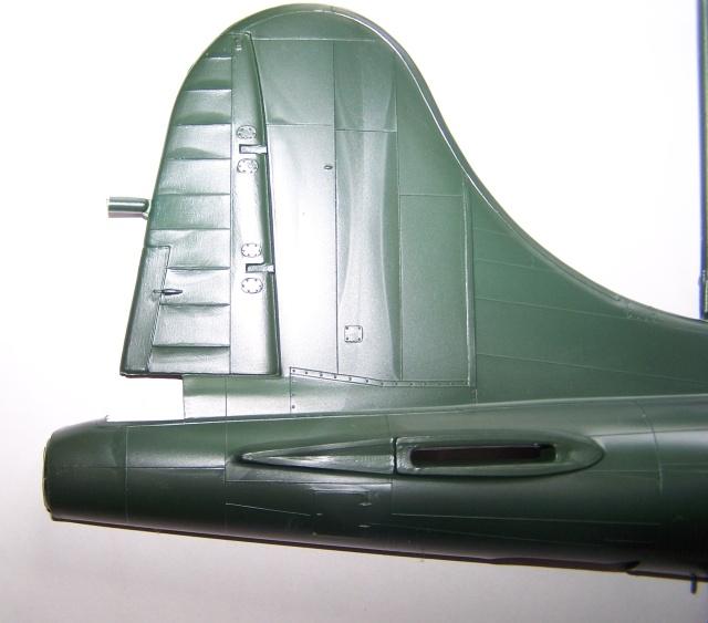 "B-17 Flying Fortress ""Memphis Belle"" in 1:48 von Revell. 1011"