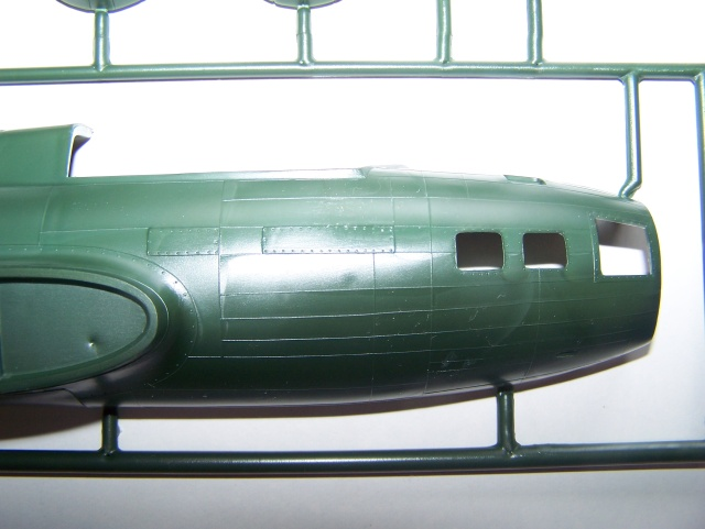 "B-17 Flying Fortress ""Memphis Belle"" in 1:48 von Revell. 911"