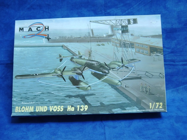 Blohm & Voss HA 139 / Mach 2, 1:72. Imag0018