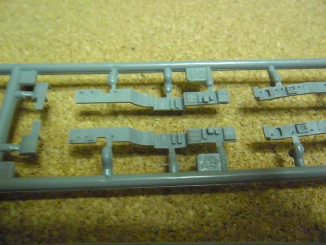 """Die """"Bismarck"""" in 1:700 von Revell. Sam_1311"""