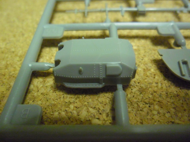 """Die """"Bismarck"""" in 1:700 von Revell. Sam_1313"""