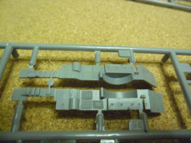 """Die """"Bismarck"""" in 1:700 von Revell. Sam_1318"""