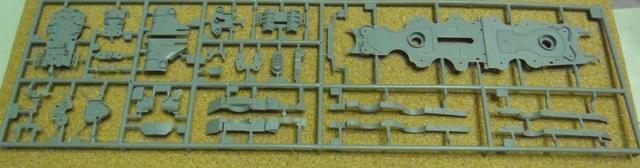 """Die """"Bismarck"""" in 1:700 von Revell. Sam_1419"""