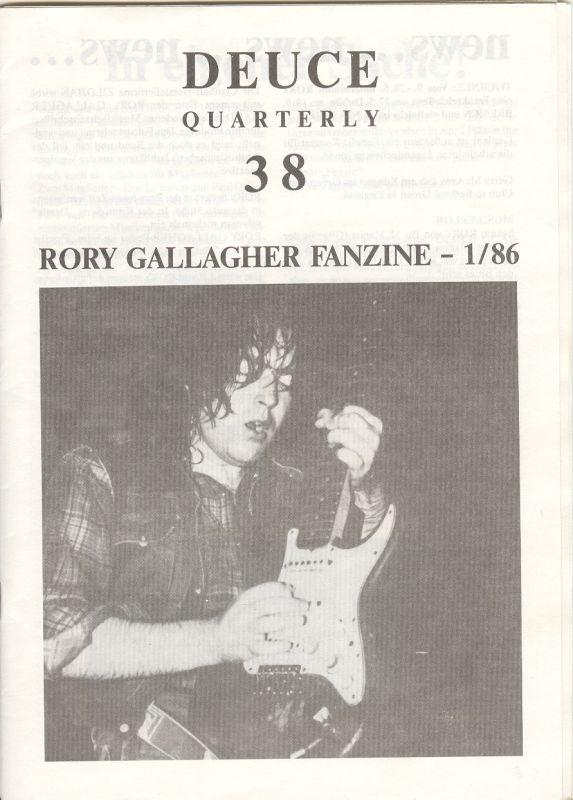 Rory dans les revues et les mags Titi2010